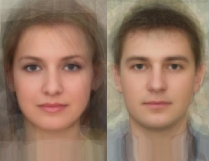 русский генотип фото