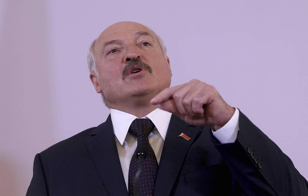 Лукашенко пригрозил России судебным иском в сторону Газпрома, если мы не будем продавать газ за меньшую сумму